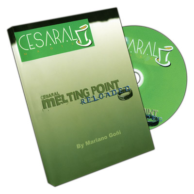 Cesaral Melting Point Reloaded DVD (DVD476)