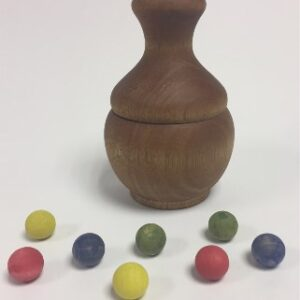 Mental Balls & Vase (4472)