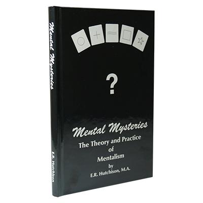 Mental Mysteries: Theory and Practice of Mentalism Boek (B0301)