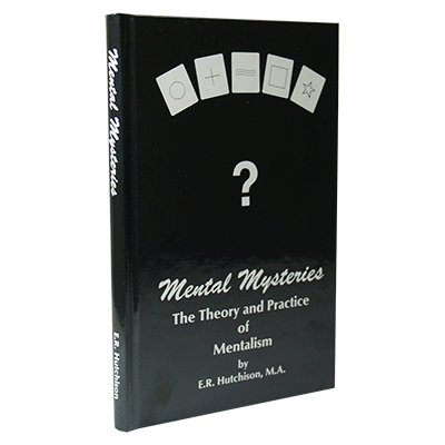 Mental Mysteries: Theory and Practice of Mentalism Boek (B0301)