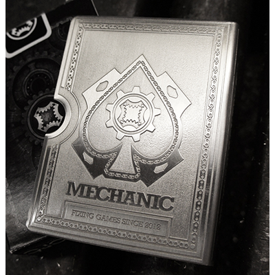 Card Guard (heavy) by Mechanic Industries (3488)