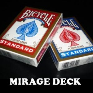 Mirage Deck Bicycle & Video (1245)