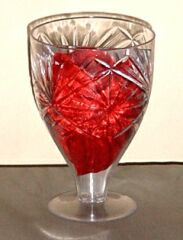 Spiegelglas Wijn (1694A3)
