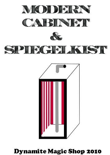 Modern Cabinet & Spiegelkist Illusie NL CD-Rom (CDR004)