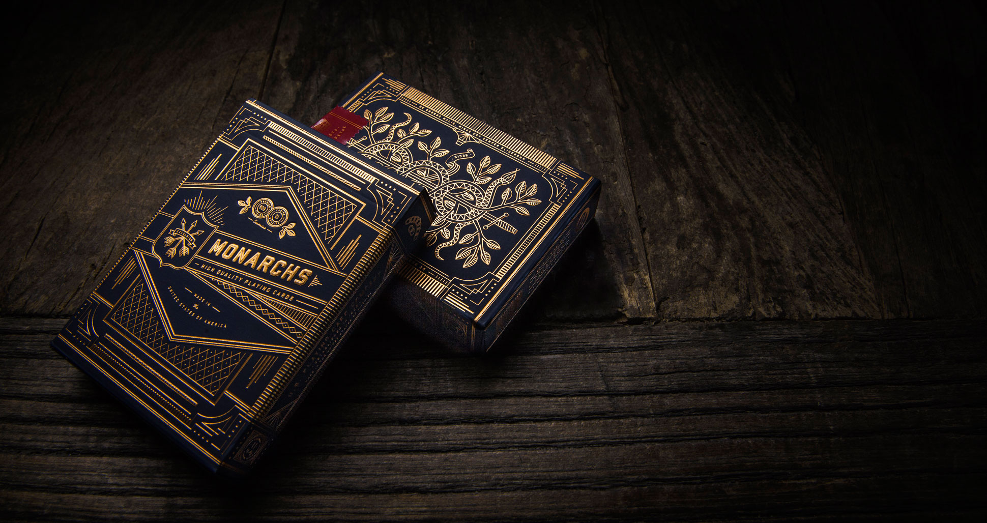 Monarch Deck by Theory11 (3744)