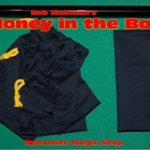 Money in the Bag by Rob Ziekman