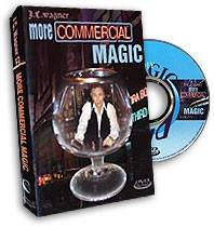 More Commercial Magic DVD (DVD152)