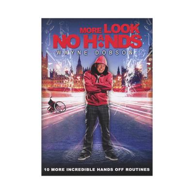Look No Hands Vol. 2 by Wayne Dobson Boek (B0286)