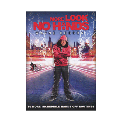 Look No Hands Vol. 2 by Wayne Dobson Boek (B0286)