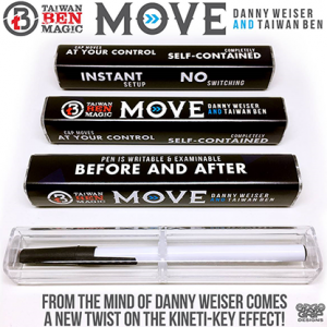 MOVE by Danny Weiser and Taiwan Ben (4295)