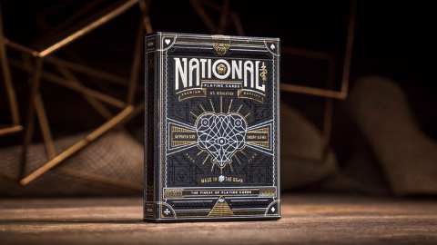 National Playing Cards by Theory11 (4368)