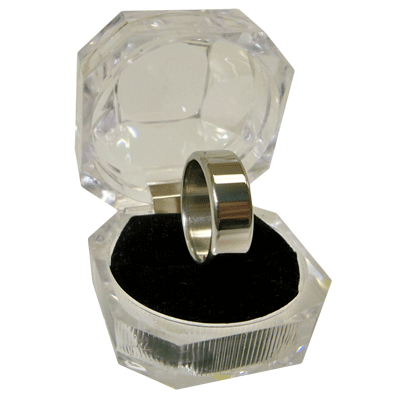 Neomagnetic Ring by Leo Smetsers (3530)