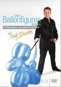 Ballonmodelleren met Niels Duinker (DVD524)