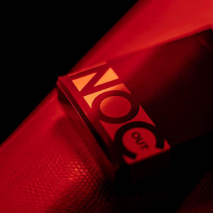 NOC Out: Red-Gold Playing Cards (4711)