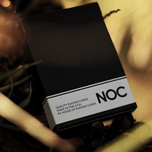 NOC Original Deck Black by USPCC (3790)