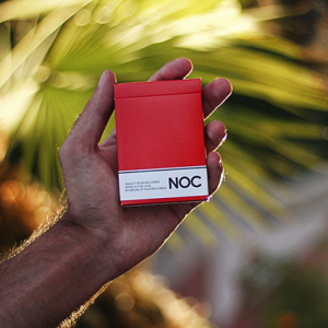 NOC Original Red Deck by USPCC (4003)