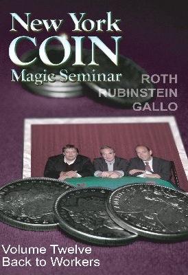 New York Coin Seminar vol. 12 DVD (DVD527)