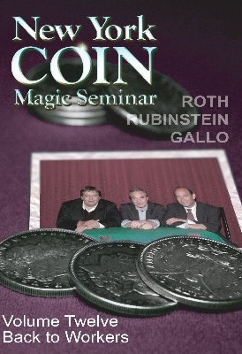 New York Coin Seminar vol. 12 DVD (DVD527)
