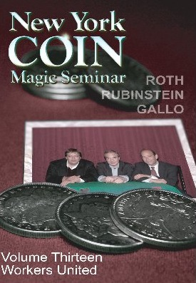New York Coin Seminar vol. 13 DVD (DVD528)