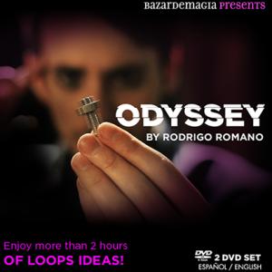 Odyssey by Rodrigo Romano and Bazar de Magia (DVD960)