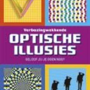 Verbazingwekkende Optische Illusies Set (w3)