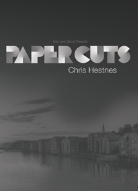 Papercuts DVD by Christ Hestnes (DVD615)