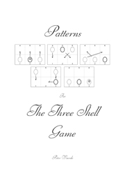Three Shell Game Patterns Booklet (B0166)