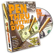 Pen Thru Anything DVD (DVD164)