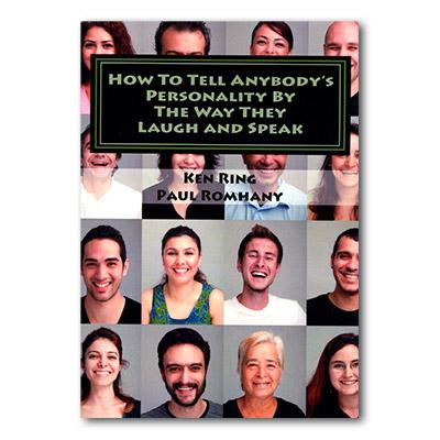 How to Tell Anybody's Personality Boek (B0238)