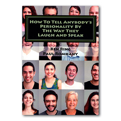 How to Tell Anybody's Personality Boek (B0238)
