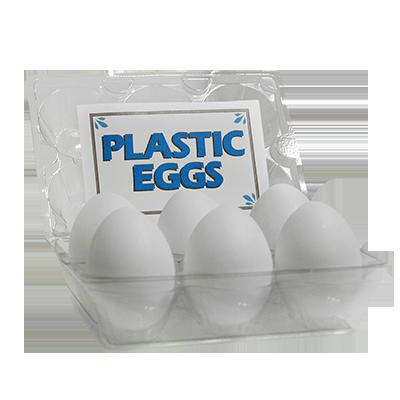High Quality Plastic Egg White byThe Great Gorgonzola (3866)