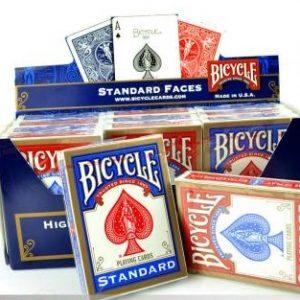 Bicycle Poker Kaarten DOZIJN (2509)