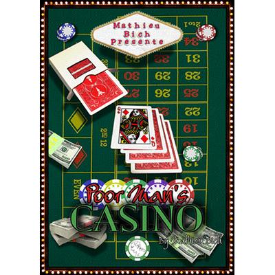 Poor Man's Casino by Mathieu Bich (0889)