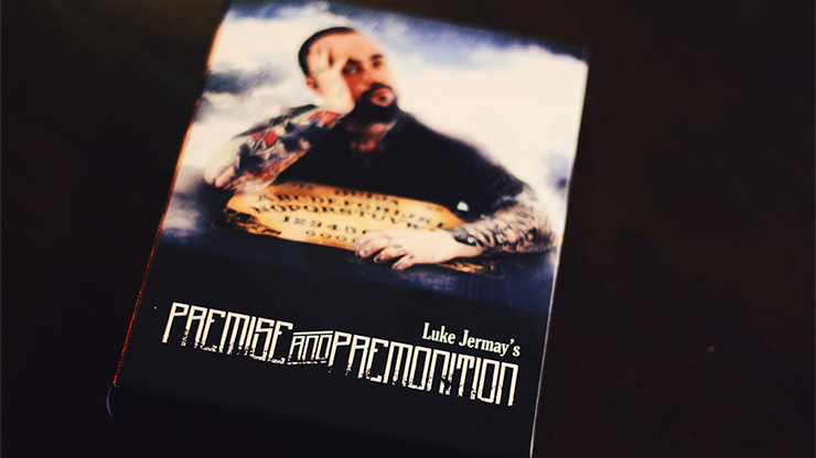 Premise & Premonition 4 DVD Set by Luke Jermay (DVD919)