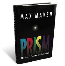Prism Boek by Max Maven (B0075)