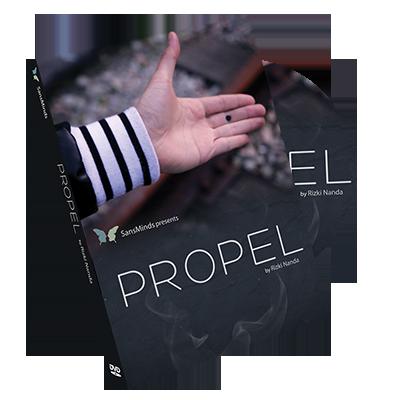 Propel by Rizki Nanda and SansMinds (DVD804)