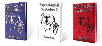 Psychological Subtleties Boekenset (B0193)