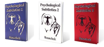 Psychological Subtleties Boekenset (B0193)