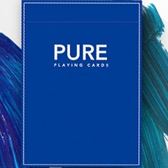 Pure Noc Playing Cards BLUE by TCC and HOPC (4673)