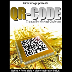 QR Code by Mickael Chatelain (4232-w3)