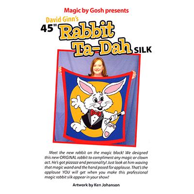 """Rabbit Ta-Dah Silk 115 cm"""" (3244)"""