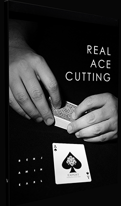 Real Ace Cutting DVD by Benjamin Earl (DVD983)