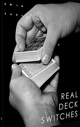 Real Deck Switches DVD by Benjamin Earl (DVD985)
