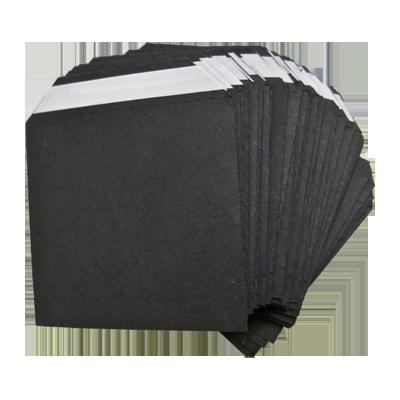 Nest of Wallets refill Envelopes 50 units Black no Window (4394)
