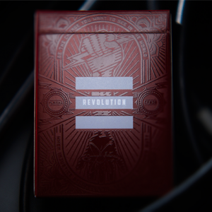 Revolution Playing Cards (3853)