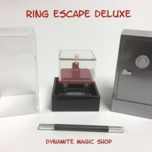 Ring Escape Deluxe & Video by Holland Magic Studio (4465)