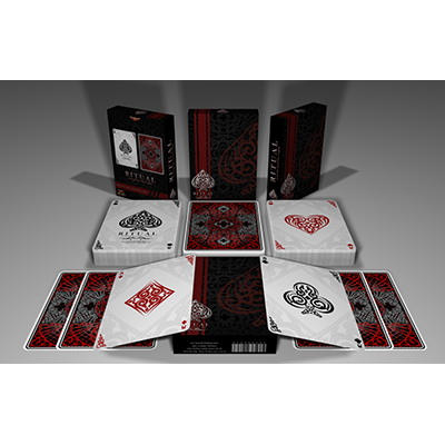 Ritual Playing Cards by US Playing Cards (3438)
