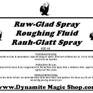 Ruw-Glad Spray (0197-w5)