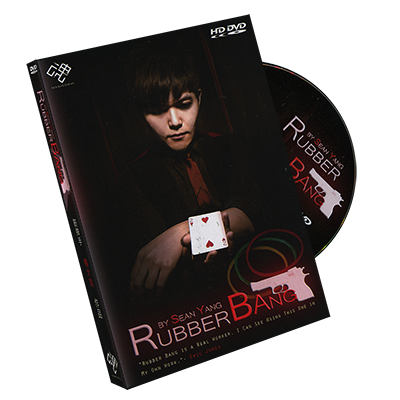 Rubber Bang! by Sean Yang DVD (DVD810)