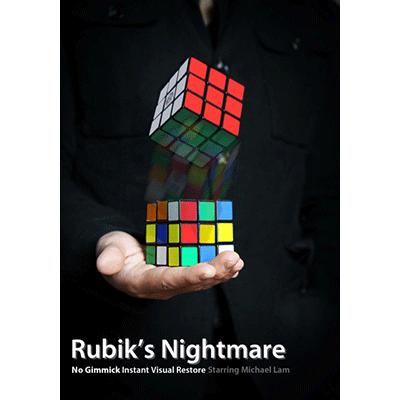 Rubik's Nightmare by Michael Lam (DVD716)